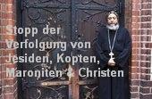 Sicherheit für Christen, Kopten & Jesiden