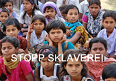 Stopp der Sklaverei