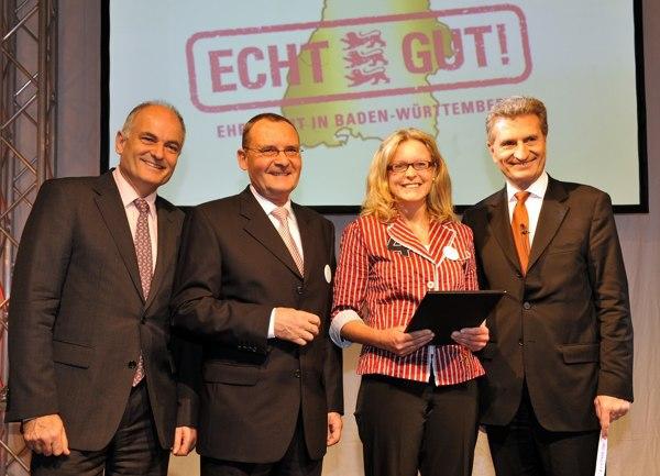 Unsere Stupfericher Gewinner in Stuttgart